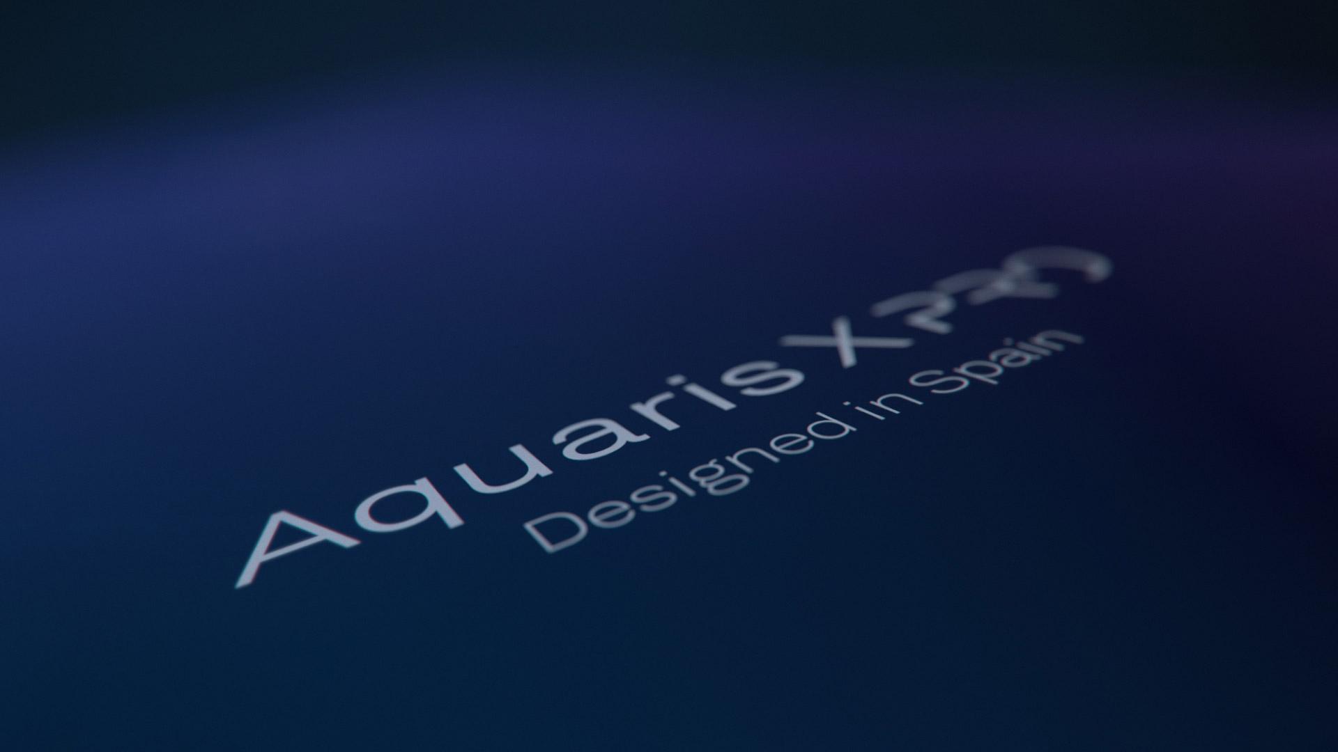 Render vídeo animación 3D Virtual Art para el nuevo Aquarius X Pro de BQ, vídeo producto, vídeo corporativo, Visual Art