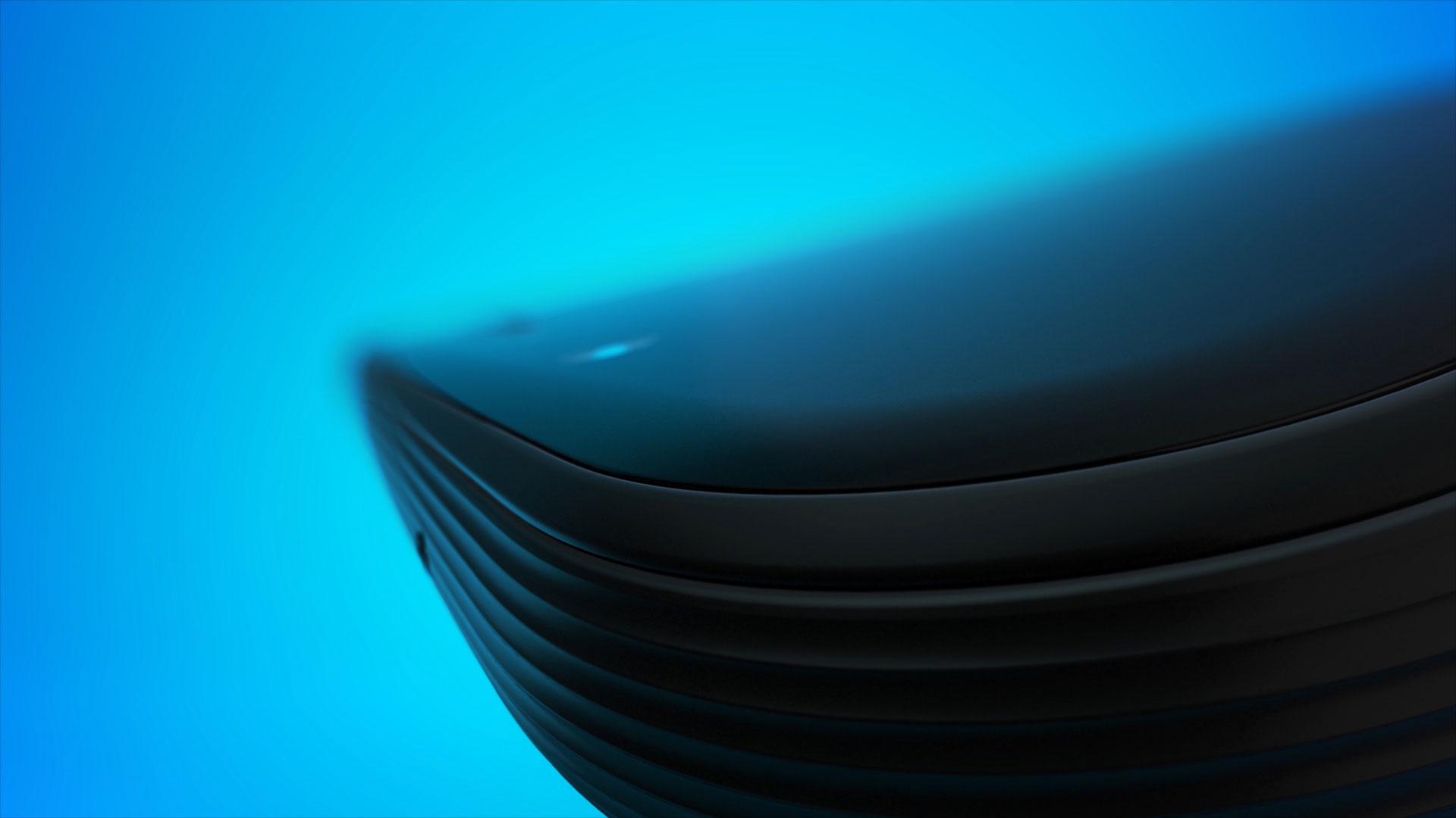 Visual Art BQ Aquaris U2 vídeo producto animación 3D Virtual Art