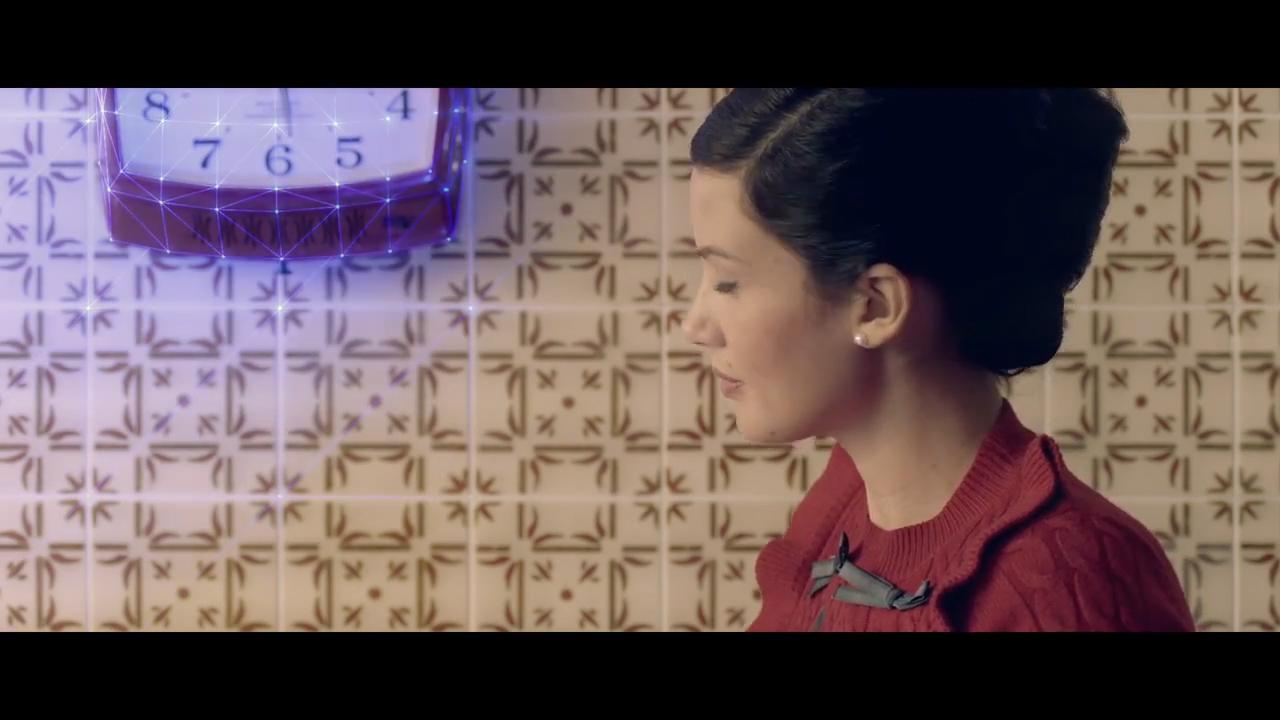 Virtual Art anuncio SPOT TV conga 3090 animación 3D